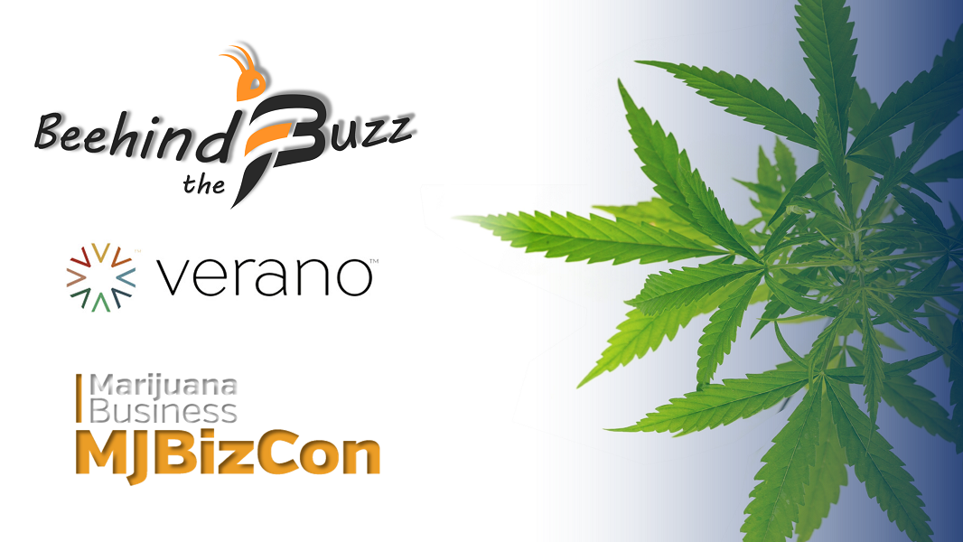 """The Latest """"Beehind the Buzz"""" Show: Featuring Verano Holdings LLC CEO George Archos"""
