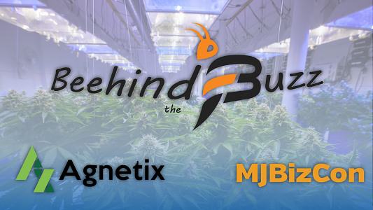 """The Latest """"Beehind the Buzz"""" Show: Featuring Agnetix VP of Global Sales Jordan Miles"""