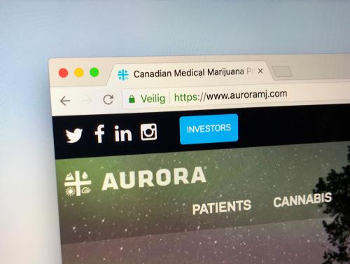 Aurora's Revenue Growth Lift Cannabis Stocks Higher