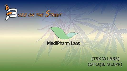 """The Latest """"Buzz on the Street"""" Show: Featuring MediPharm Labs (OTCQB: MLCPF) (TSX-V: LABS) Coverage"""