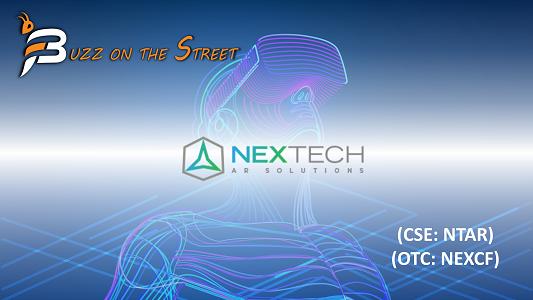 "The Latest ""Buzz on the Street"" Show: Featuring NexTech AR Solutions (OTCQB: NEXCF) (CSE: NTAR) News"