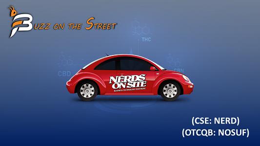 "The Latest ""Buzz on the Street"" Show: Featuring Nerds on Site (CSE: NERD) (OTCQB: NOSUF) News Recap"