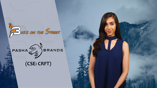 "The Latest ""Buzz on the Street"" Show: Featuring Pasha Brands (CSE: CRFT) Acquires Medcann Health"