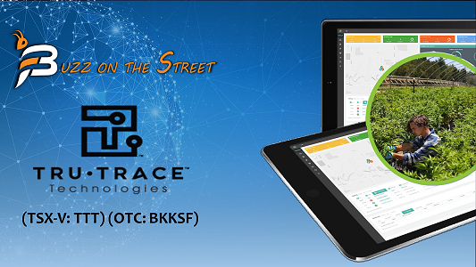 "The Latest ""Buzz on the Street"" Show: Featuring TruTrace Technologies (TSX-V: TTT) (OTC: BKKSF) Advisor"