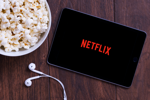 Could this be Netflix's catalyst to shift away from its 7-month range?