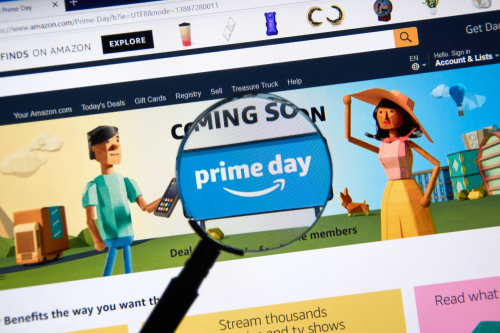 Amazon's Two Day Shopping Extravaganza Tops Cyber Monday and Black Friday, Combined