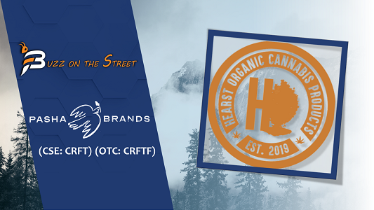 "The Latest ""Buzz on the Street"" Show: Featuring Pasha Brands (CSE: CRFT) Supply Agreement"
