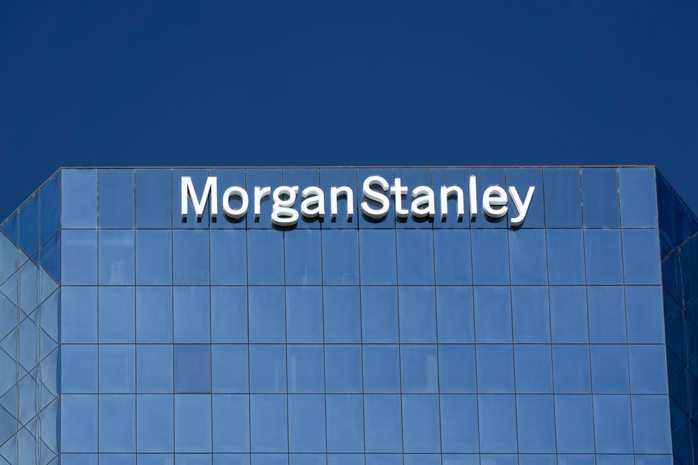 Morgan Stanley Rises on Q3 Financials