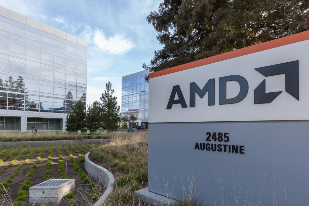 AMD Shares Gain on Cowen Price Target Increase