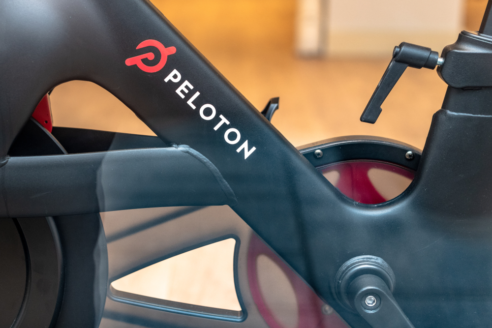Peloton Gains on Upgraded Ratings