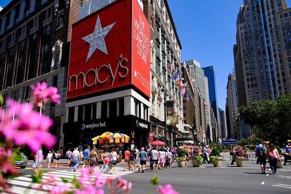 Macy's Holiday Season Sales Results Give Investors Hope