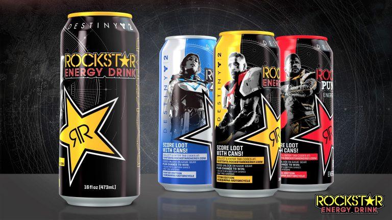 PepsiCo Purchasing Energy Drink Maker, Rockstar Energya