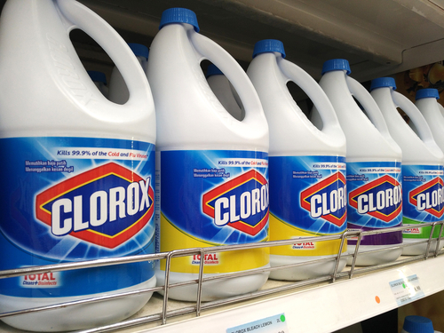 The Clorox Company Reported a Series of Grants to Help Fight the Coronavirus