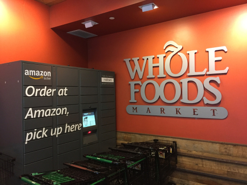 Amazon Stops Acceptance of New Online Grocery Customers due to High Demand