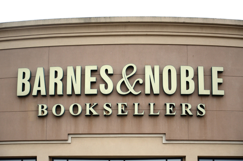 Barnes & Noble Shares Soar After Investor Discusses Sale with