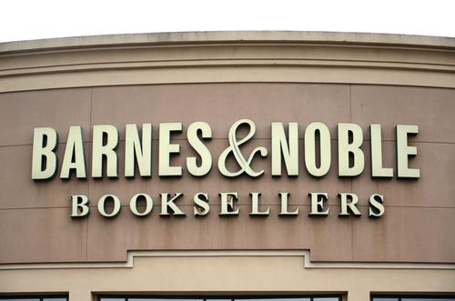 Barnes & Noble Shares Soar After Investor Discusses Sale